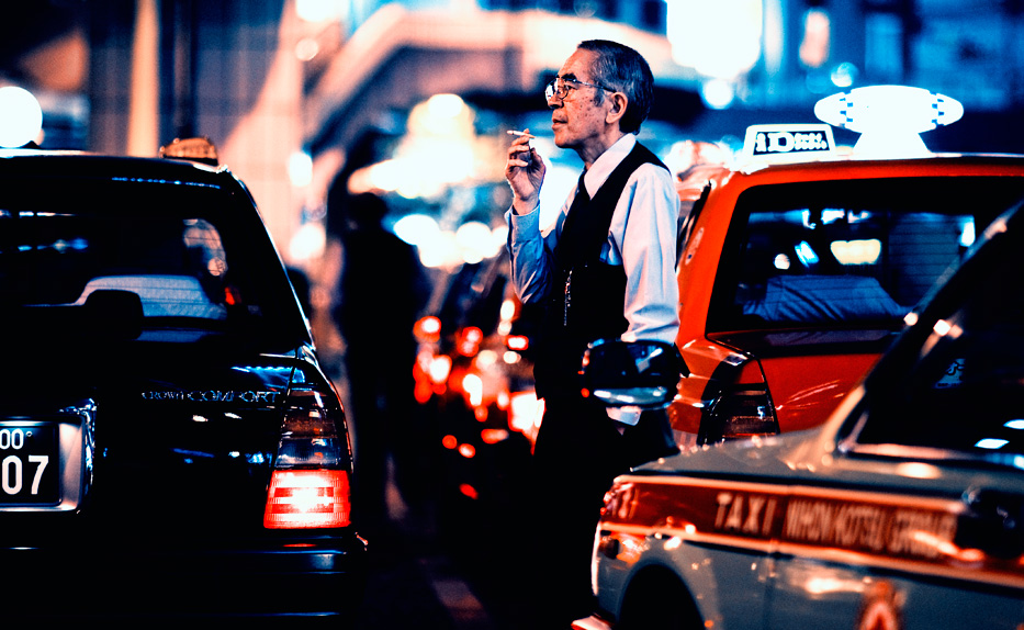 taxi14 ajsgoodrich Experience the Workshop of a Lifetime: Street Photography 101 Workshop in Tokyo with Eric Kim, Charlie Kirk, Bellamy Hunt, and Alfie Goodrich