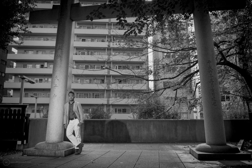Memento portraits in Tokyo