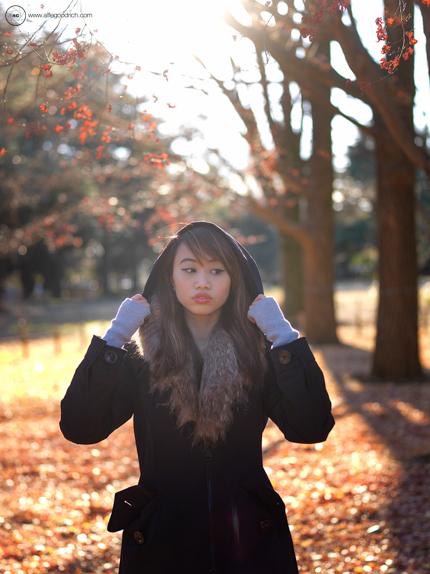 Maria Tsuruta: singer/songwriter