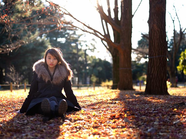 Singer/songwriter Maria Tsuruta