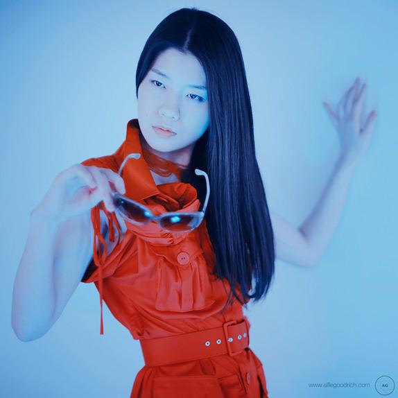 Azusa Ono concept shot