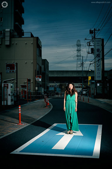 Yumi in Yashio: Saitama, Japan