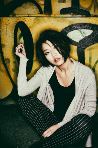 Norie in Shibuya