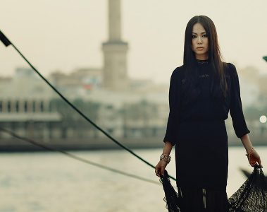 Fashion photography in Dubai by Tokyo based photographer