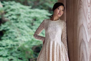 Mari Hirao shot by Alfie Goodrich for Housing Japan magazine